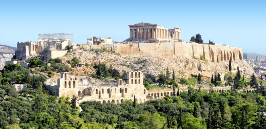 6 Days Iconic Aegean - Athens