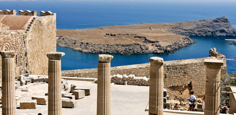 7 Days Iconic Aegean - Athens & Rhodes