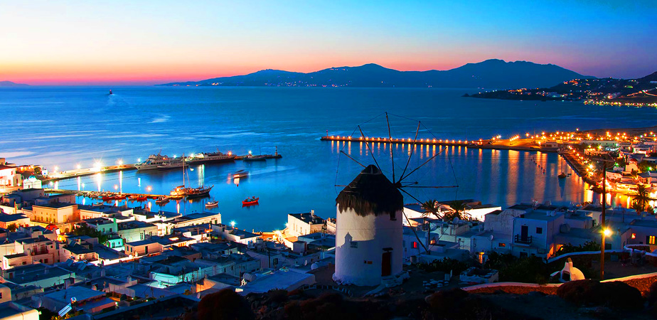 3 Day Iconic Aegean