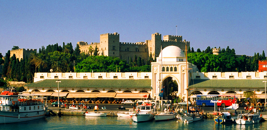 14 Day Cruise Greek Islands, Israel, Cyprus & Turkey