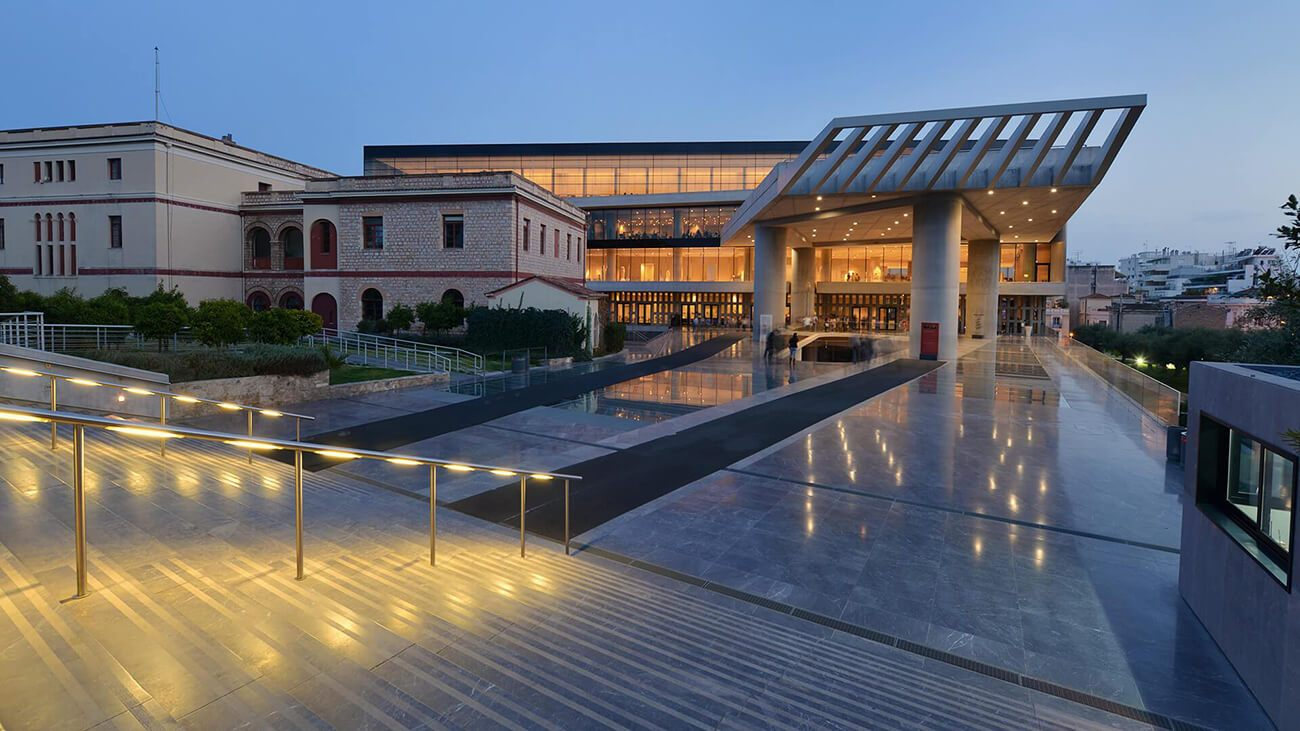 Athens tour and the New Acropolis Museum