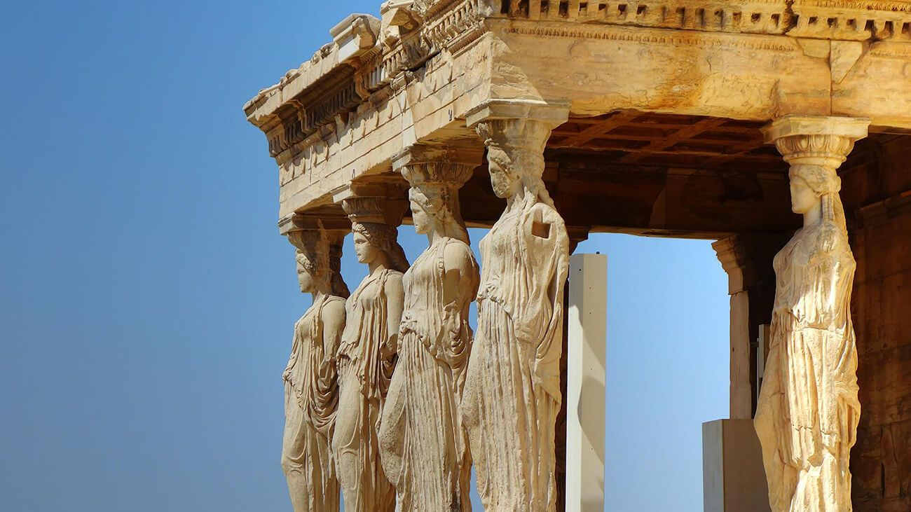 Athens Monuments and the Acropolis